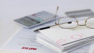 Register liens for unpaid CEFs