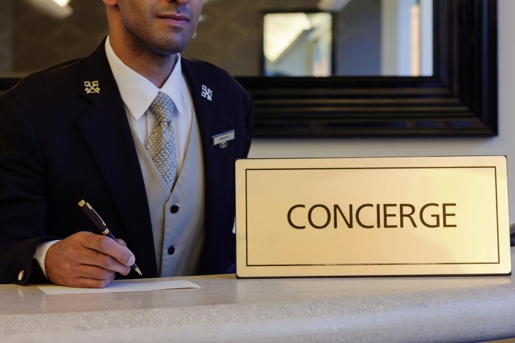 condo concierge