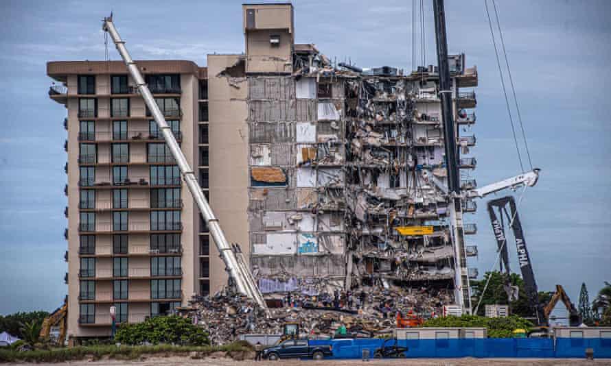 condo collapse in Florida