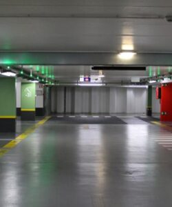condo garage maintenance